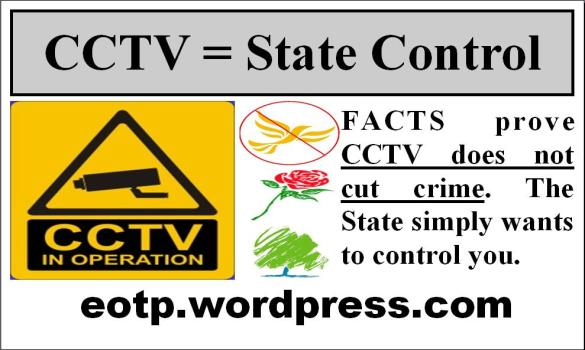 CCTV=State Control