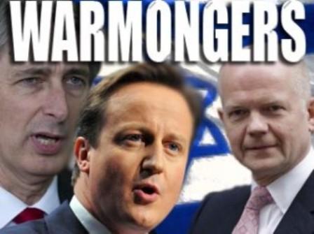 warmongers