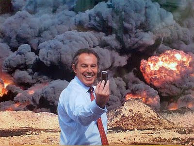 ARTICLE: Assassinating a Prime Minister's Reputation: Ten Ways to Blackmail Tony Blair